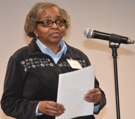 Joyce discusses driver's license