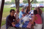 2004-7-25 picnic