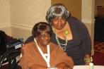 2010-10-20 Hattie Griffin.Linda Williams IMG_0016